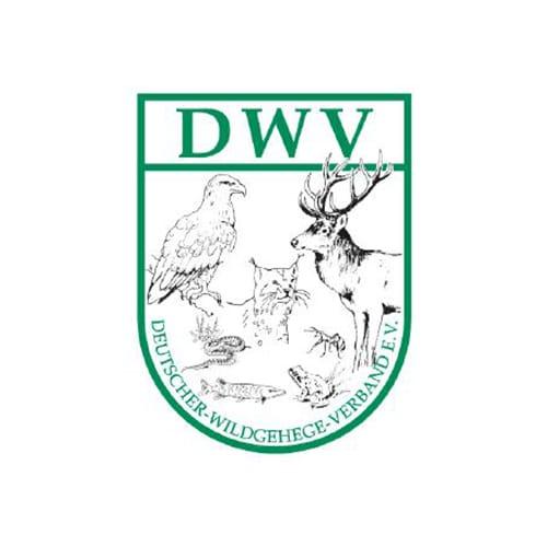 Logo des DWG: Deutscher-Wildgehege-Verband