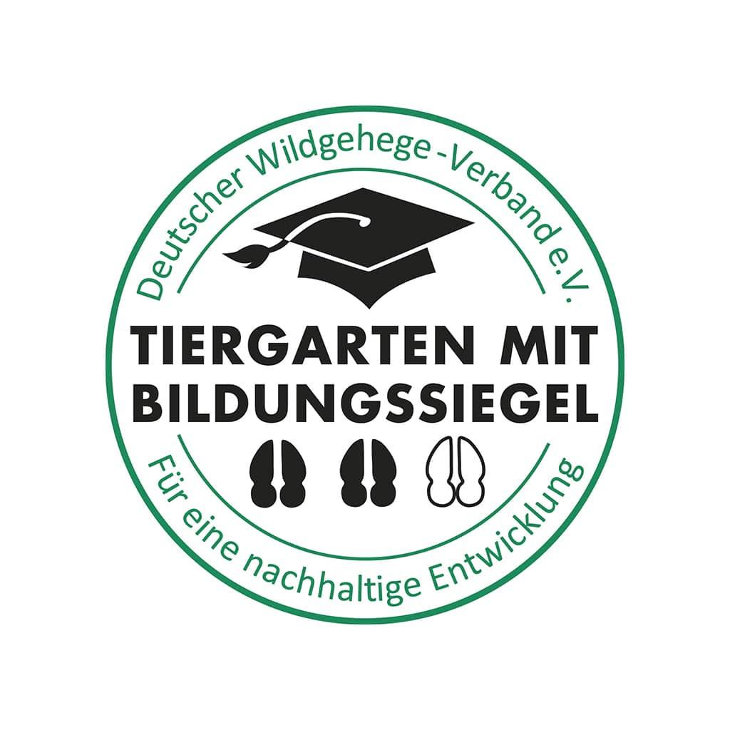 Bildungssiegel: Deutscher Wildgehege-Verband e.V.